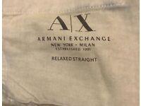 Men's Armani jeans size 31R