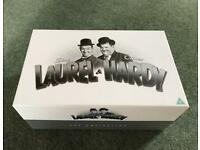 Laurel & Hardy 'The Collection ' DVD's