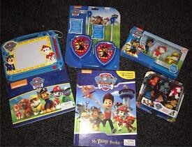 PAW PATROL NEW BUNDLE
