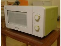Microwave Daewood, fast heater, thaw, heater, oven,