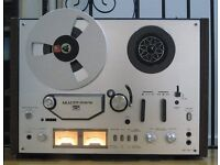 Akai GX4000D - vintage 70s Reel-to-Reel Player/Recorder in excellent working order