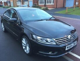 Volkswagen Passat CC GT 2014 Automatic 5 Seats Full Service One owner