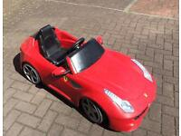 Battery Operated Sports Car