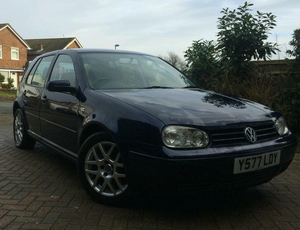 vw golf 2 0 tdi 2001 manual diesel 5 door alloys in burgess hill west sussex gumtree. Black Bedroom Furniture Sets. Home Design Ideas