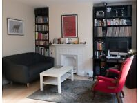 New refurbished large one double bedroom flat