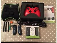 FaZe Scuf Xbox one controller plus loads of accessories