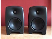 Genelec M030 active studio monitors