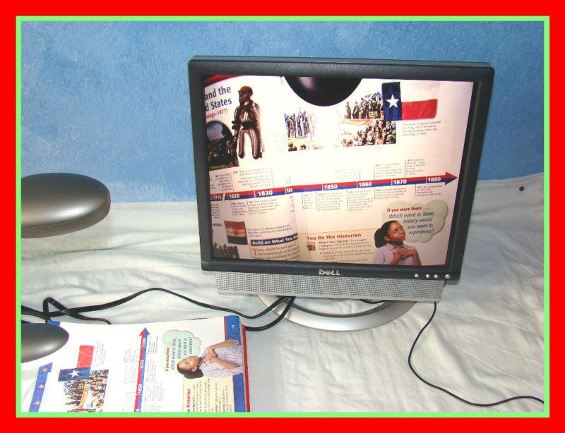 Dukane 220E Document Camera Digital Visual Presenter with Warranty Free SHIPPING