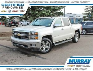 2014 Chevrolet Silverado 1500 LT *4WD *Heated Seats *Backup Cam