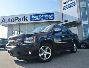 2011 Chevrolet Avalanche 1500 LTZ NAVI|SUNROOF|RARE LOW KM|