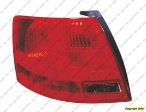 Tail Lamp Passenger Side Wagon High Quality Audi A4 2005-2008