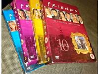 F. R. I. E. N. D. S. Dvd Boxsets