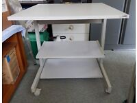 Computer & Printer Table in Good Condition