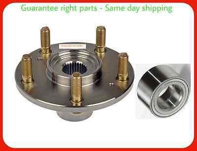 FRONT WHEEL HUB & BEARING 2003-2009 FOR HONDA ELEMENT EX  CRV EX LH OR RH SINGLE