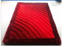 Luxury red rug for sale