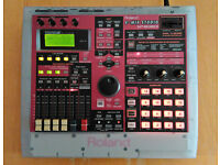 Roland SP-808EX Multitrack Sampler Sequencer