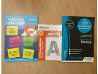 Higher History revision guides.