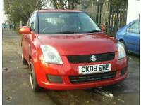 Clean 2007 Suzuki Swift 1.3 Petrol Low Miles & Insurance HPI Clear