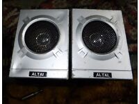 Altai stereo speakers