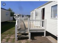 Static Caravan Decking / Veranda WANTED