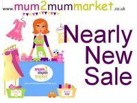 Mum2mum nearly new event