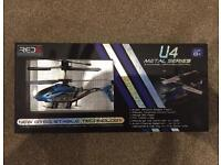U4 Metal Series 3 channel infrared control Helicopter