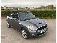 Mini, CONVERTIBLE, Convertible, 2010, Manual, 1598 (cc), 2 doors
