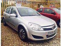 ★ 5% OFF TUESDAY'S ★🌟★ VAUXHALL ASTRA 1.8 PETROL ★ 5-DOOR AUTOMATIC ★MOT MAY 2017 ★KWIKI AUTOS★