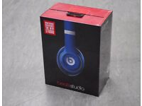 Beats Studio High Quality Headphones in Blue £250