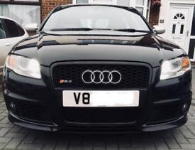 Audi RS4 4.2L V8 - Rare low tax