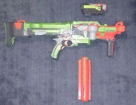 Nerf Vortex Nirton Blaster.