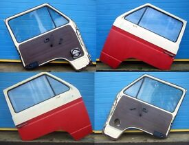 T25 CAB DOORS - DRIVERS AND PASSENGERS - OFFSIDE AND NEAR SIDE £60 EACH
