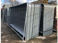 👷🏼♂️ •New• Temporary Heras Fencing Panels X 50