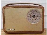 Perdio Transistor Radio
