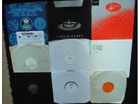 "9 x 12"" Vinyl Records Job Lot - Breaks"