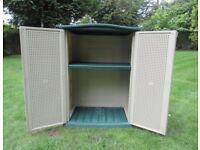 Garden Storage Shed/ Outdoor Patio Store Cabinet / Tool Cupboard Storage
