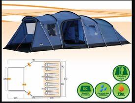 Vango MARITSA 700 Tent (colour - True Navy) 7 PERSON and Footprint