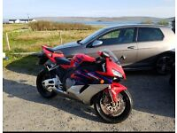 Honda CBR1000RR-5 LOW MILES, OFFERS