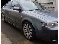 2002 Audi A4 grey