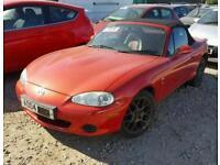 Breaking 2004 Mazda mx5 1.6