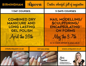 Nail Courses in UK
