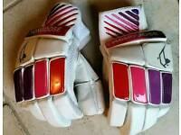 Mongoose cricket batting gloves - Youths