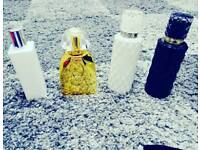 Creed Aventus, Irish Tweed perfumes oils and many more for sale