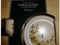 Marks and Spencer Tea Set