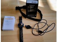 Garmin Forerunner 620 with heart rate monitor HRM-Run