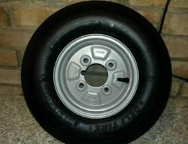 BRAND NEW Spare trailer wheel