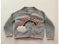 Next girls cardigan