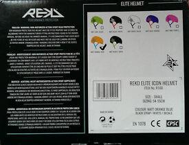 SAFETY HELMET - REKD ELITE ICON R160 - SMALL