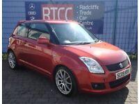 2009 (09 reg), Suzuki Swift 1.3 Attitude 3dr Hatchback, 3 MONTHS AU WARRANTY, £1,895 ONO