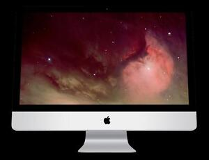 "!!! Apple IMAC 22 ""500g seulement 499 $"
